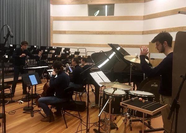 Ensemble Multilatérale à la Seine Musicale