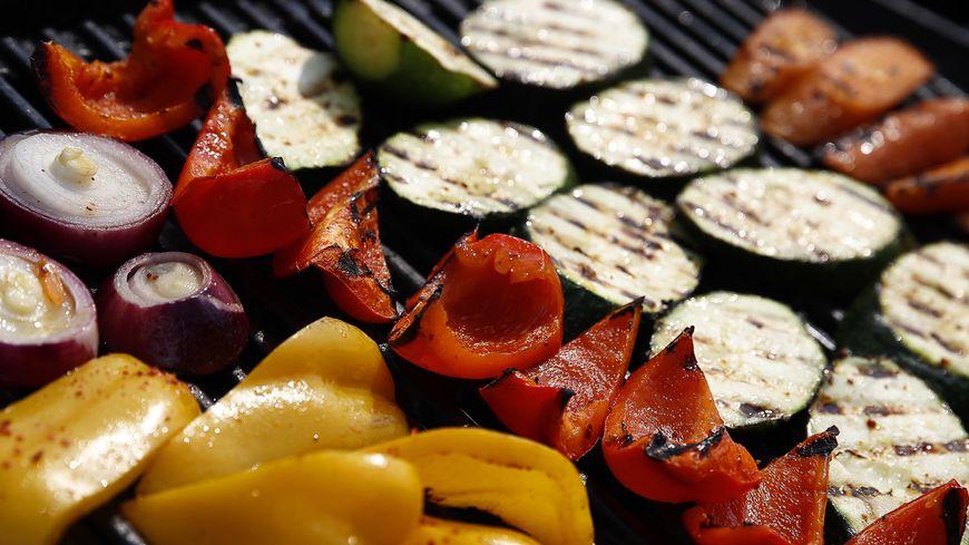 En pays catalan, l'aubergine va finir sur la planxa ou en escalivade