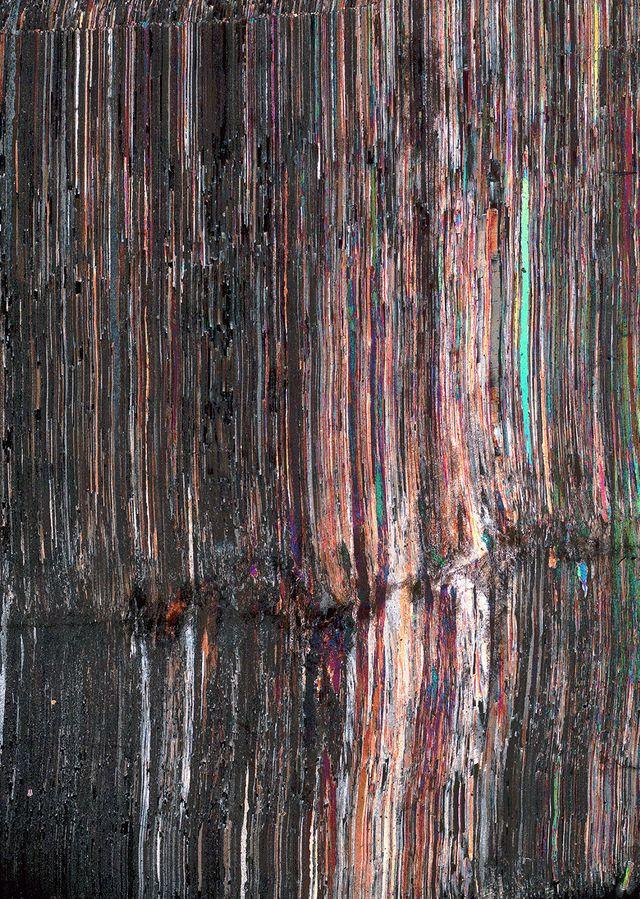 Evaporites 8, 2019, tirage argentique lambda, 171,5 x 122,5 cm (encadré) © Dove Allouche