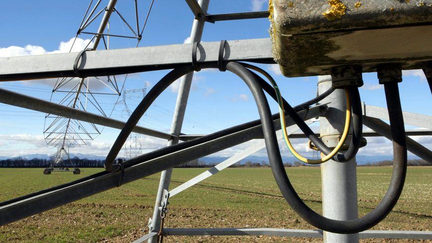 Un vols de câbles il y a quelques jours au niveau de la station de pompages de Carbes.