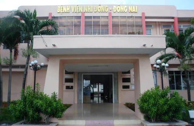 L'hôpital pédiatrique de Dong Nai au Vietnam où travailleront les 5 élèves infirmiers