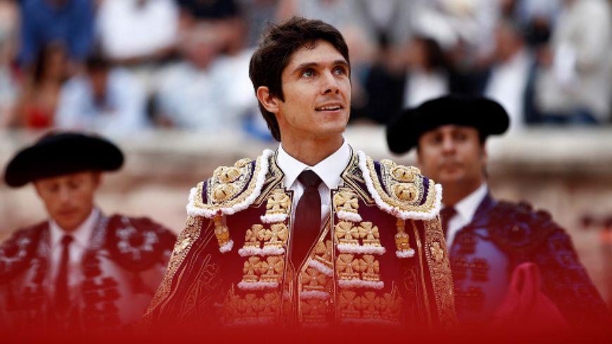 Le Maestro Sebastien Castella dans les arènes de Bayonne le vendredi 30 août 2019