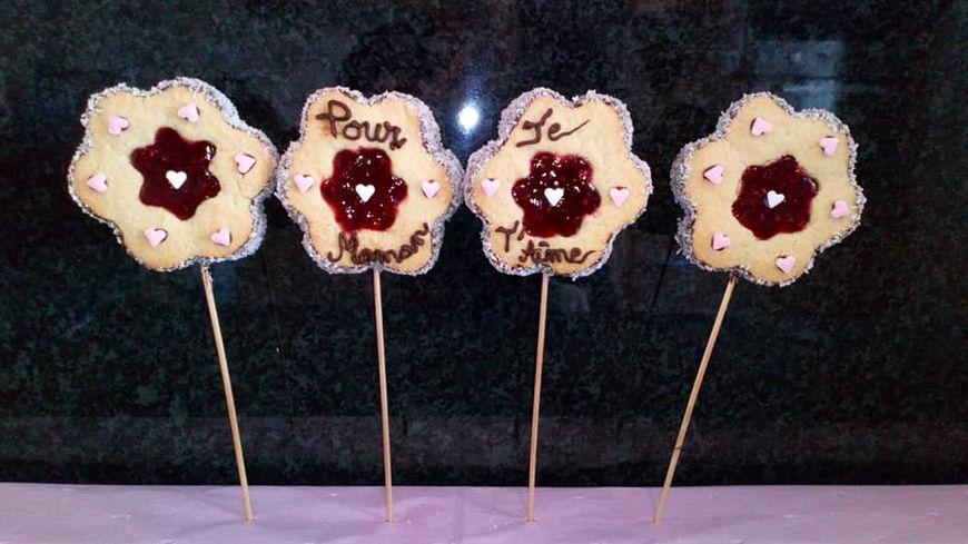 Les biscuits de la Fête des Mères