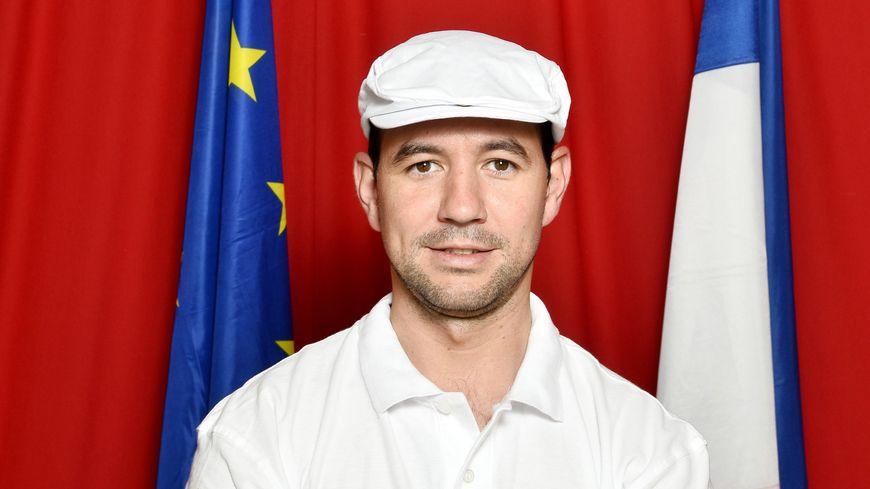 Sébastien Vareille était le seul finaliste d'Auvergne-Rhône-Alpes