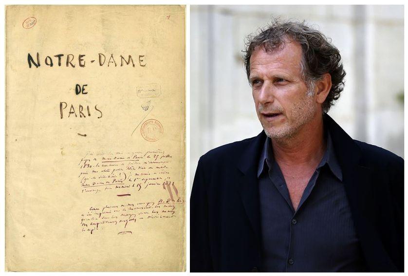 """Notre-Dame de Paris"" de Victor Hugo, fragments"