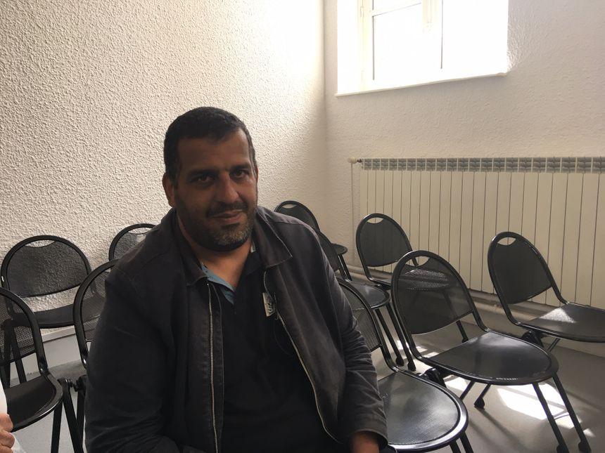 Karim Ben Ali n'était pas cité comme témoin mais a assisté à l'audience