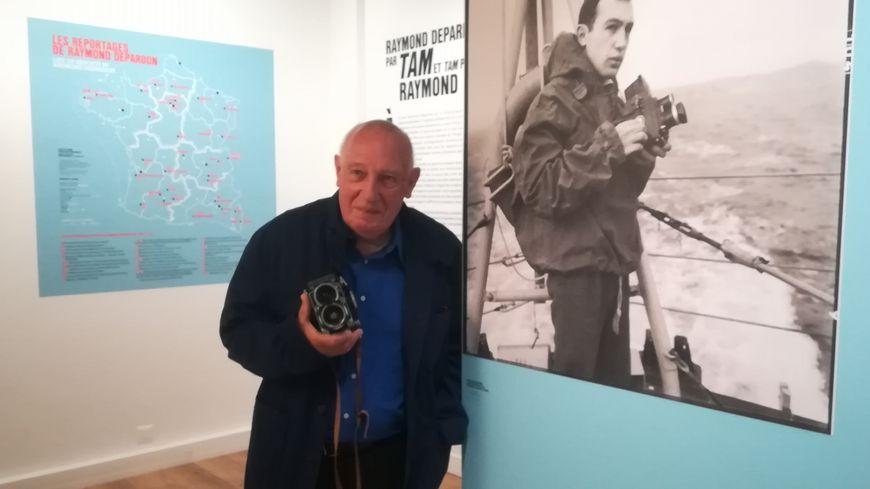 Raymond Depardon ce jeudi 16 mai au Musée nationale de la Marine