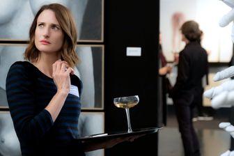 """L'actrice Camille Cottin joue dans """"Mouche"""", la nouvelle série de Canal+."""