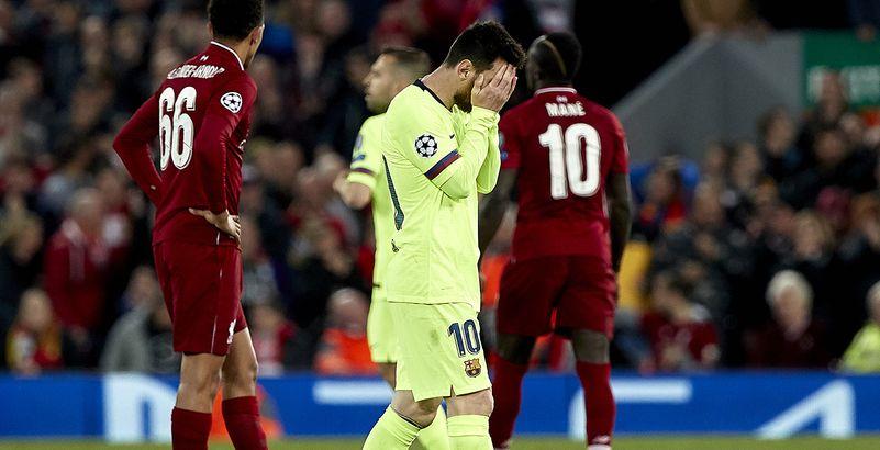 liverpool vs barcelone   les meilleures r u00e9actions apr u00e8s ce