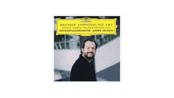 Wagner et Bruckner, Oeuvres symphoniques DGG 4836659