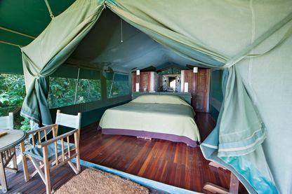 Le camping ce n'est plus démodé.