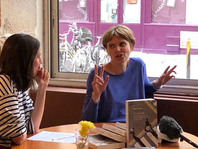 "Sylvie Tissot, présentation du livre """"Gayfriendly"""