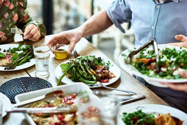 Un repas idéal pour chacun autour de la table