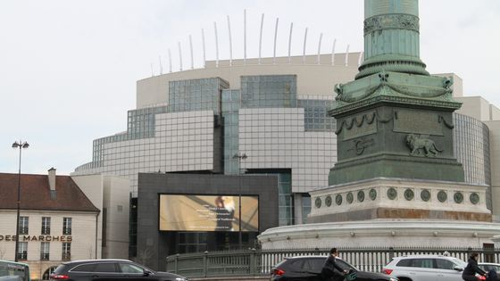 L'Opéra de Paris a été condamné à 100 000 euros d'amendes pour blessures involontaires