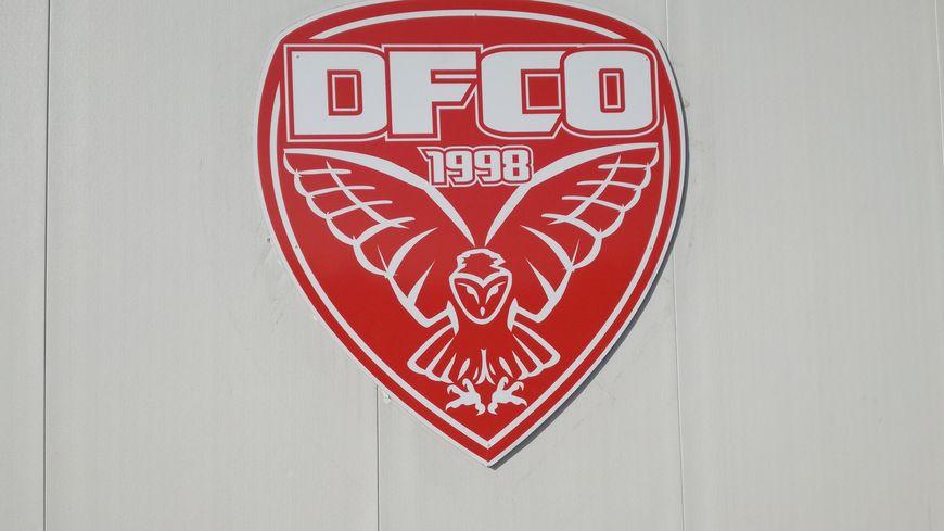 Le logo du DFCO/ club de ligue 1 de Dijon
