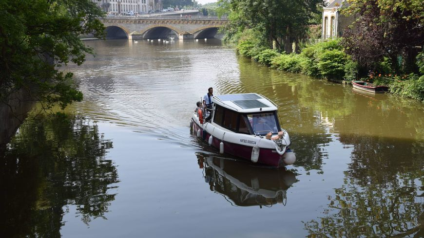 Capitaine Roby et son bateau Solis