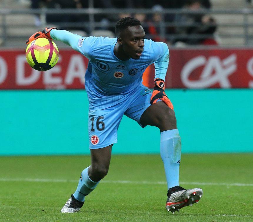 Edouard Mendy sera-t-il le gardien de but du Stade de Reims la saison prochaine ?
