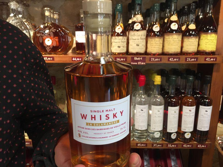 Le whisky périgourdin de Jacques Gatinel