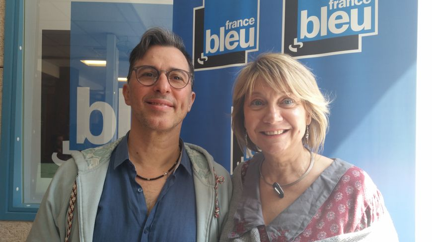 Sylvie Marx et Léo Calvelli