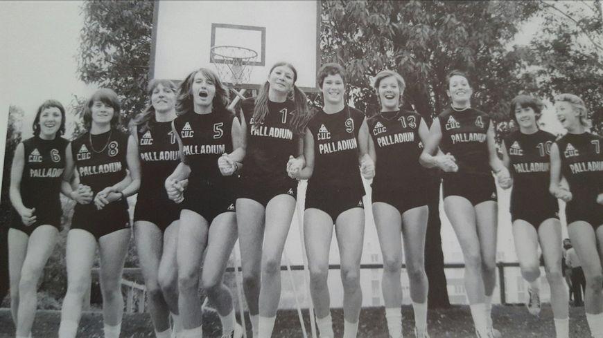 Les filles du CUC ont remporté 13 titres de championnes de France