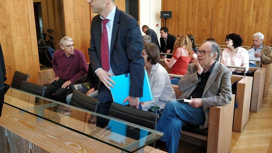 Audience ce jeudi au tribunal administratif de Poitiers