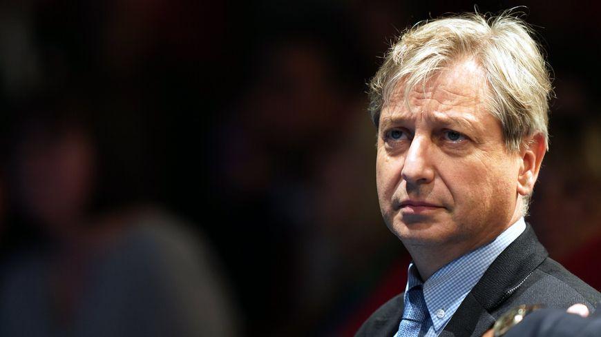 Le sénateur François Grosdidier