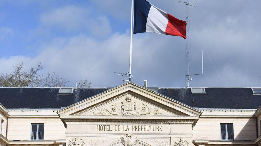 Un large périmètre autour de la préfecture du Calvados sera bouclé le 6 juin prochain à Caen