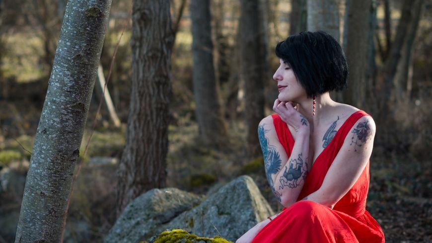 Sacha Limouzin, Miss Ink Auvergne-Rhône-Alpes
