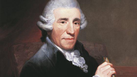 Portrait de Joseph Haydn (Rohrau, 1732 - Vienna, 1809).
