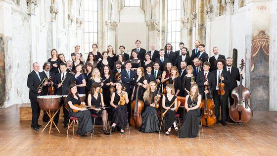 Collegium 1704 (Orchestre & Choeur)