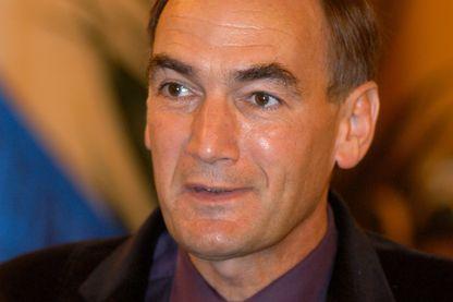 Adrian Macey en 2004