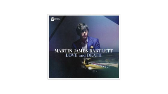 MARTIN JAMES BARTLETT  Love and death WARNER CLASSICS 0190295463205