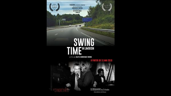 Jazz Culture : Swing Time in Limousin