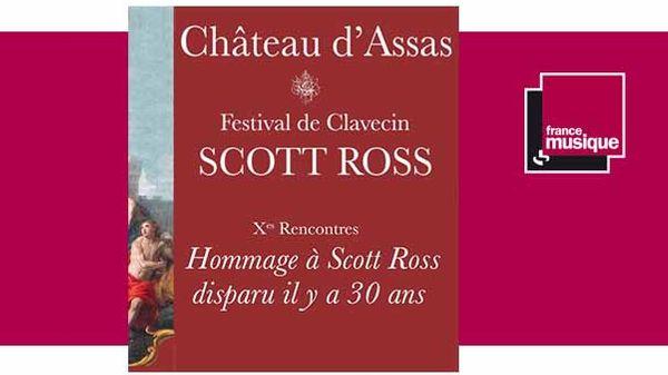 Festival de Clavecin Scott Ross du 13 au 16 juin 2019