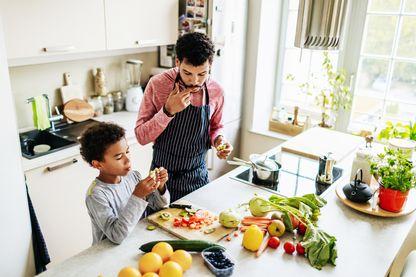 Et vous, prenez-vous le temps de cuisiner ?