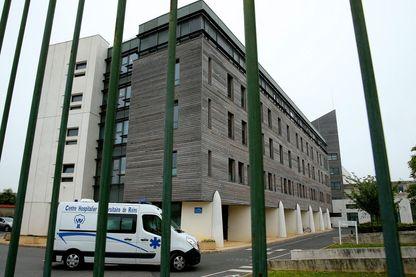 Hôpital dans lequel se trouve Vincent Lambert
