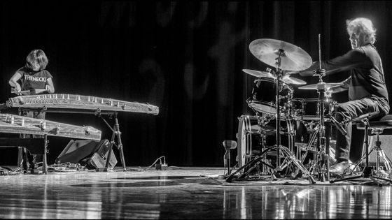 Michiyo Yagi et Tony Buck au festival Musique Action 2019