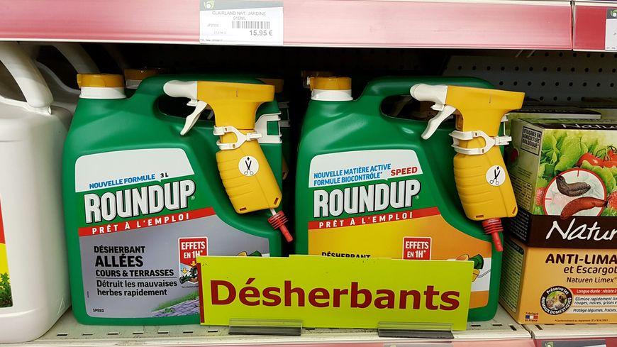 L'ancienne formule du Roundup, avec du glyphosate, est interdite à la vente pour les jardiniers amateurs depuis le 1er janvier