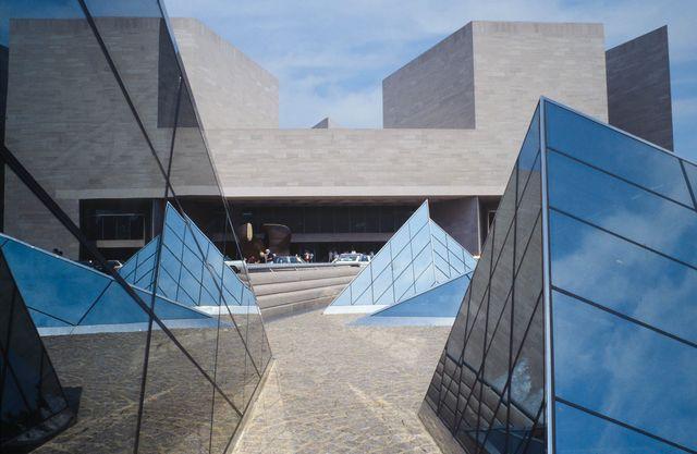 Bâtiment est de la National Gallery of Art de Washington