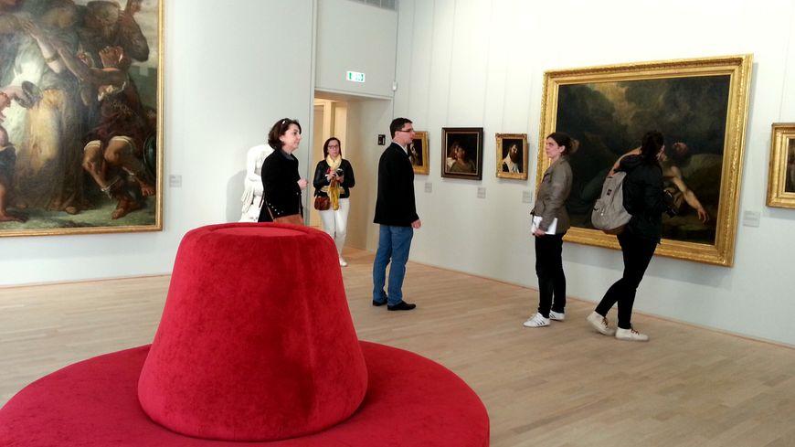 50 salles désormais dans le musée des Beaux Arts de Dijon