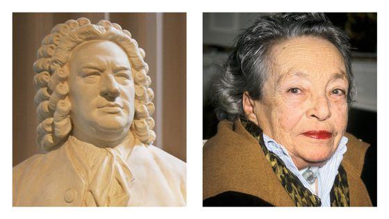 Bach et Marguerite Duras