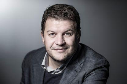 Le romancier, Guillaume Musso pour son dernier livre « La vie secrète des écrivains » chez Calmann Lévy
