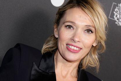 Portrait de l'actrice Anne Marivin à Paris, le 2 avril 2019.