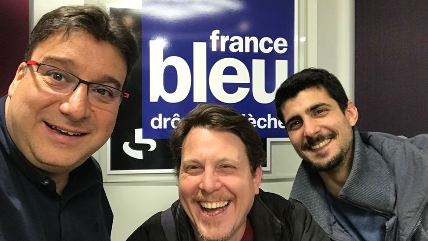 Christophe Beucher et Alban Bourret