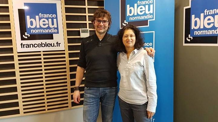 Serge Baillivet et Savitri de Rochefort
