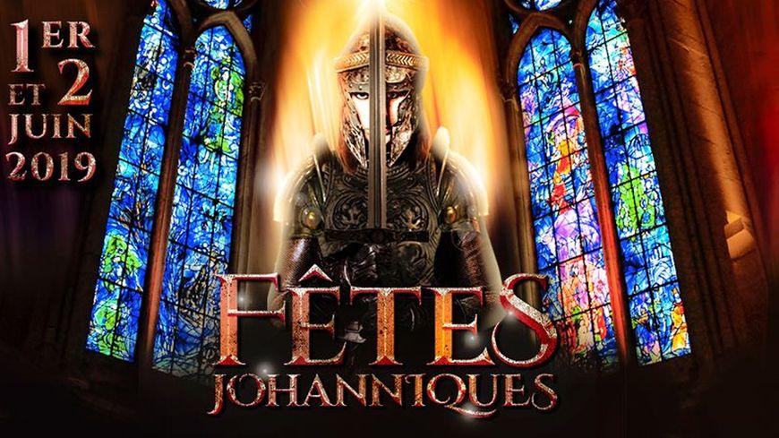 Les fêtes Johanniques de Reims : 1er et 2 juin 2019