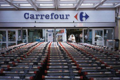 Carrefour, Casino, Auchan concernés par un déclin