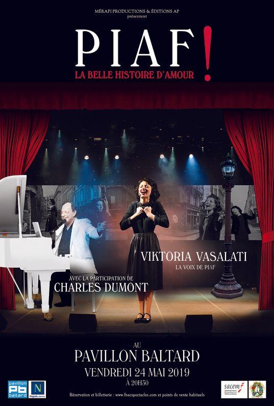 """""""Piaf - Dumont : La belle histoire d'amour !"""""""