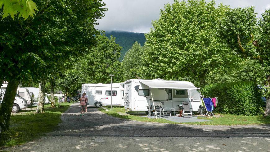 Les touristes sont arrivés en nombre dans les campings de la région pour ce long weekend