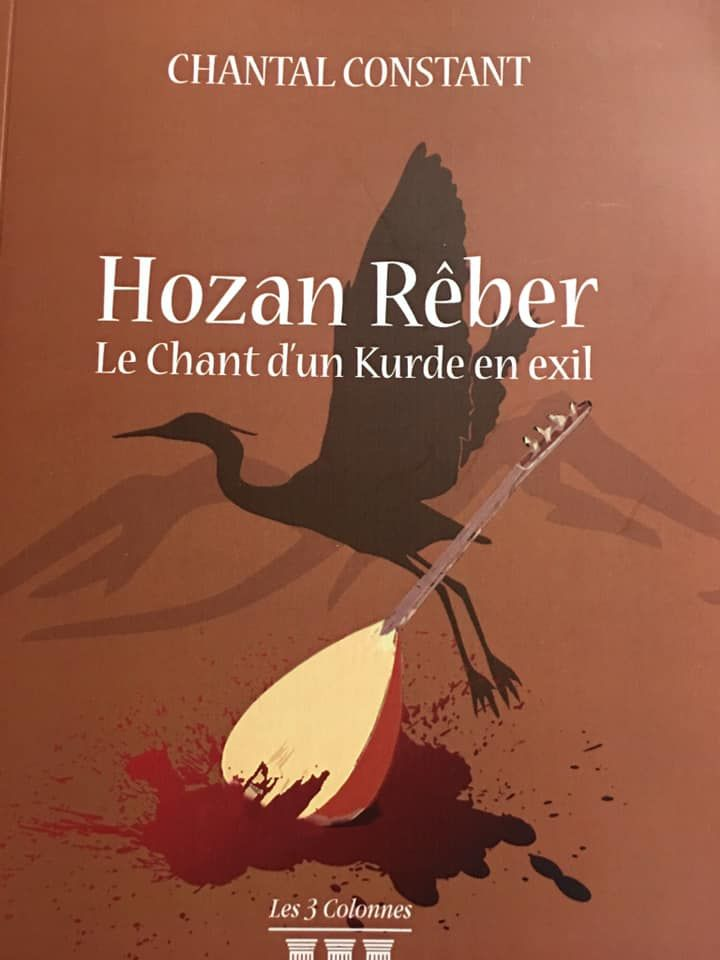Hozan Rêber - Chantal Constant Ed Les 3 Colonnes